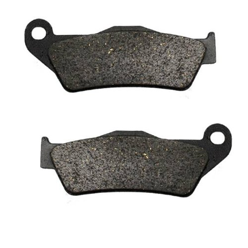 2006-2011 KTM 300 XCW Kevlar Carbon Front Brake Pads motorcycle front and rear brake pads for yamaha fz1 fazer 3c3 half fairing non abs 2006 2015 sintered brake disc pad