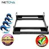 Metal Trolley For Up To Six DVA T4 T8 Or Four DVA T12 Line Array Modules With Free 3 Feet NETCNA HDMI Cable -...