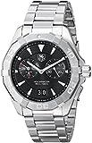 TAG Heuer Men's WAY111Z.BA0910 300 Aquaracer Analog Display Swiss Quartz Silver Watch