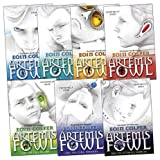 Artemis Fowl Pack, 7 books, RRP �48.93 (Artemis Fowl; Time Paradox; Atlantis Complex; Opal Deception; Arctic Incident; Eternity Code; Lost Colony).by Eoin Colfer