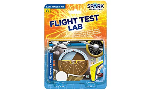 Spark: Science in a Flash Flight Test Lab Kit