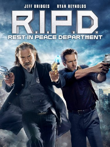 Amazon.com: R.I.P.D.: Jeff Bridges, Ryan Reynolds, Kevin ...
