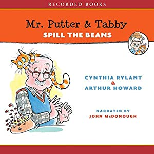 Mr Putter and Tabby Spill the Beans Audiobook