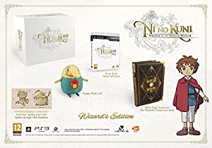Ni No Kuni: Wrath of the White Witch - Wizard's Edition (PS3)