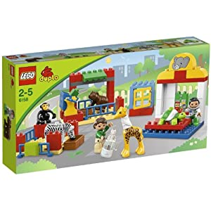 Flat 51% Off - Lego 6158 Animal Clinic for Kids from Amazon India