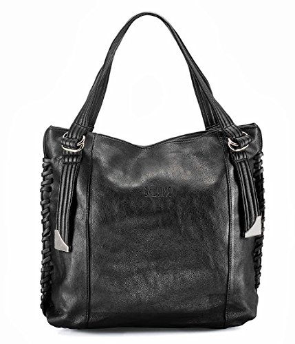 Calvino Handbag (Black) (CL24108BLK)