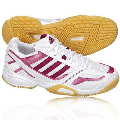 Adidas Lady Court Rock Indoor Court Shoes