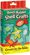 Beach Buddies Shell Crafts