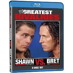WWE Shawn Michaels vs. Bret Hart: WWE's Greatest Rivalries 2-Disc Blu-ray