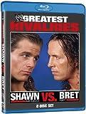 Shawn Michaels Vs Bret Hart [Blu-ray] [Import]
