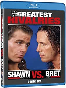 WWE 2011 - Shawn Michaels vs. Bret Hart (Blu-Ray)