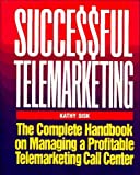 img - for Successful Telemarketing by Kathy Sisk (1995-01-03) book / textbook / text book