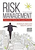 img - for Risk Management: Survival Tools for Law Firms by Anthony E. Davis (2008-03-18) book / textbook / text book