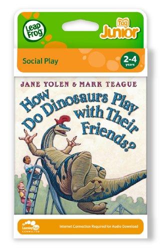Leapfrog Tag Jr How Do Dinosaurs - 1