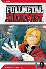 Fullmetal Alchemist Novel: Volume 1