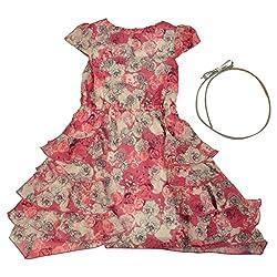 NOQNOQ Midi/Knee Length Dress Girls NN Style NQ01