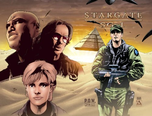 Stargate Sg-1: P.O.W. Volume 1 Limited Edition