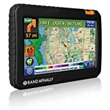 Rand McNally TND 720 LM IntelliRoute Truck GPS with Lifetime Maps