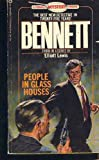img - for People in Glass Houses (Bennett) book / textbook / text book