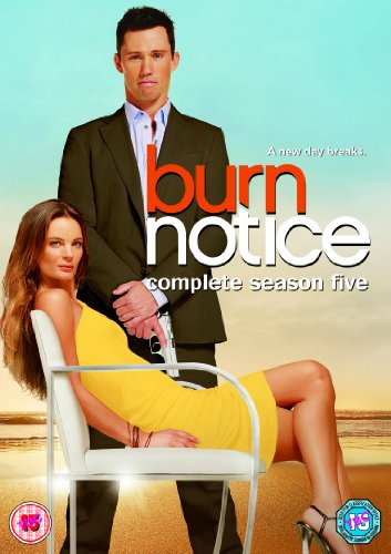 Burn Notice - Season 5 [DVD] [NTSC]