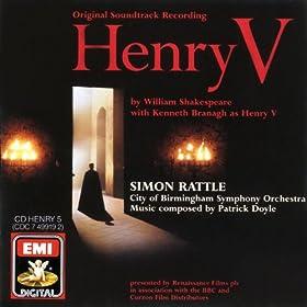 Henry V: 'Non Nobis, Domine' (Song)