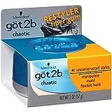 Got2B Chaotic Restyler Fiber Gum, 2.0 Ounce