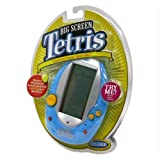 BIG SCREEN TETRIS Electronic Handheld Game (WITH AUTO-LIGHT FEATURE!)