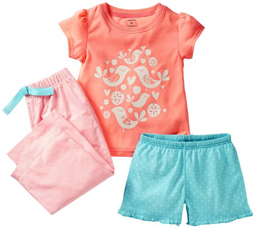 Carter Pajamas Girls