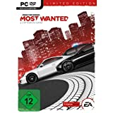 """Need for Speed: Most Wanted - Limited Edition - [PC]von """"Electronic Arts"""""""