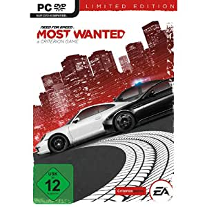 Need for Speed: Most Wanted - Limited Edition - [PC]