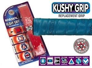 Karakal Kushy Replacement Grip, 1-pack Asst. Colors