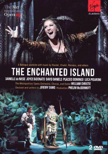 Sams, Jeremy - The Enchanted Island [2 DVDs]