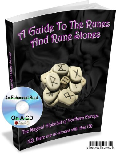 A GUIDE TO THE RUNES AND RUNE STONES * AN ENHANCED BOOK ON A CD (NO STONES INCLUDED)