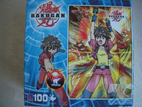 Bakugan 100 piece Puzzle - Dan - 1