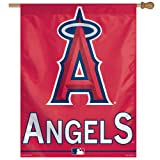 MLB Anaheim Angels 27-by-37-Inch Vertical Flag