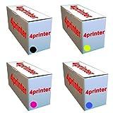 4printer Premium Remanufactured Full Set Toner Cartridges for Brother tn210 Tn230
