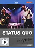 Status Quo - Live at Montreux 2009 - KulturSpiegel Edition [Blu-ray]