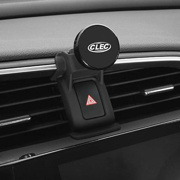 Kust Phone Holder Civic Honda,Magnetic Car Air Vent Phone Stander,Car Holds Mount Civic 2016 2017 2018,Car Phone Mount iPhone 7 iPhone 6s iPhone 8 Samsung,Smartphone 4.7/5/5.5 inch (Color: sj1114w-civ-03)