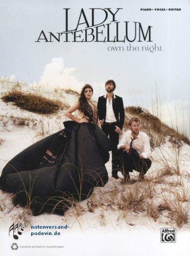 Lady Antebellum-Own The Night-Partitura]