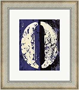 Amazon Com Vintage Numbers X By Ethan Harper Framed Art