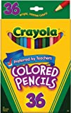 Crayola 36ct Colored Pencils