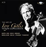 Art of Ivry Gitlis: Violin Concertos
