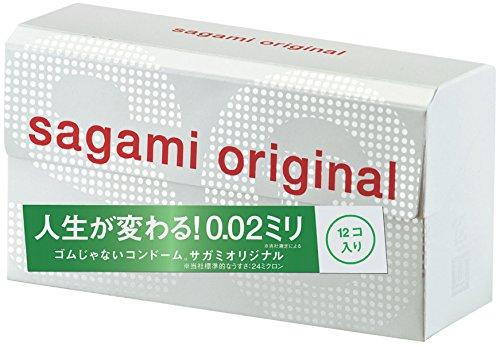 サガミオリジナル002 12個入り