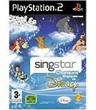 echange, troc Singstar Disney + Microphones