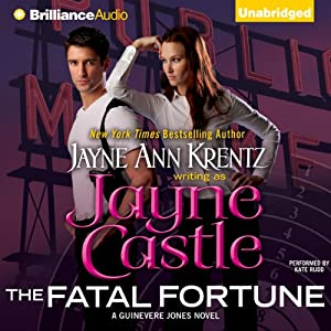 The Fatal Fortune: A Guinevere Jones Novel, Book 4 | [Jayne Castle]