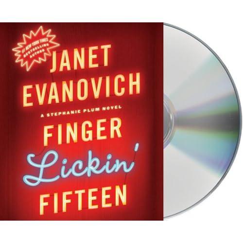 Finger Lickin' Fifteen (Stephanie Plum)