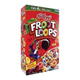 Kellogg's Froot Loops 17oz (481g)