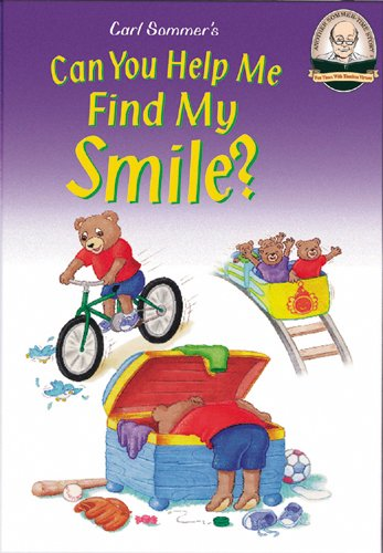 Another Sommer-Time Story: Can You Help Me Find My Smile? with CD Read-Along