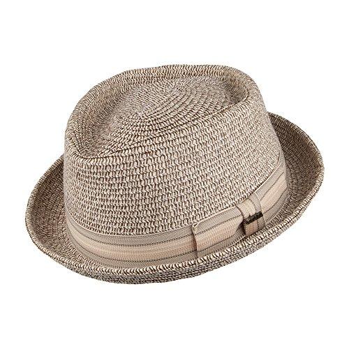 chapeau-pork-pie-diamond-crown-marron-scala-large