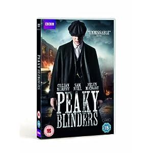 Peaky Blinders - Series 1 [DVD] [Import anglais]